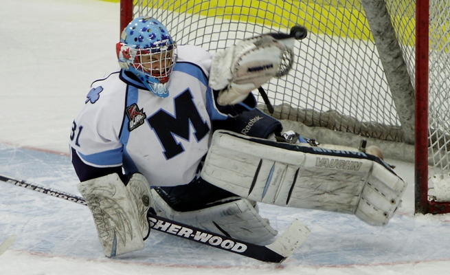 Adrian Ignagni (STM) - Goalie February